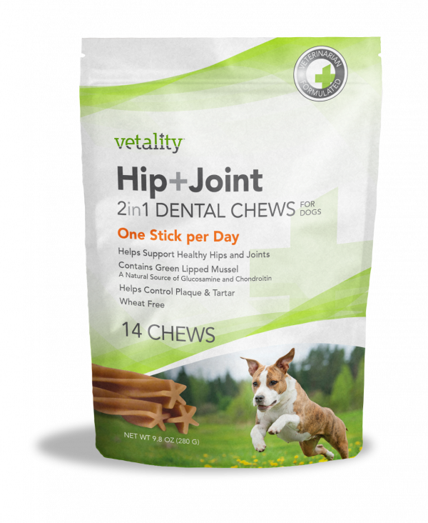 Vet-Hip-and-Joint-Chews in bag
